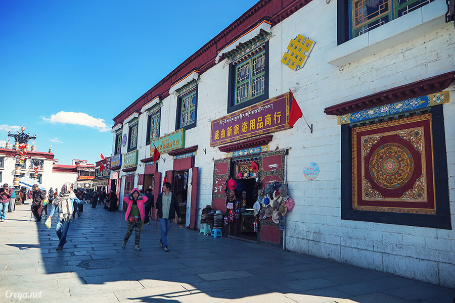 2015.12.09 | Tibet 西藏踢北去 | 尋找藏人真正的拉薩中心,被信仰力量震撼的大昭寺與舊城區 06.jpg