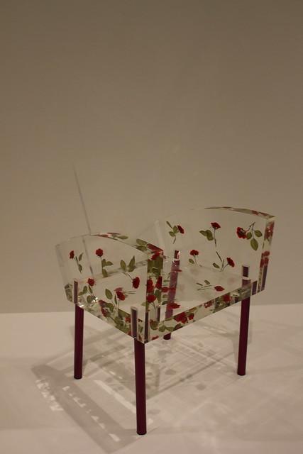 Shiro Kuramata, Miss Blanche, Dallas Museum of Art