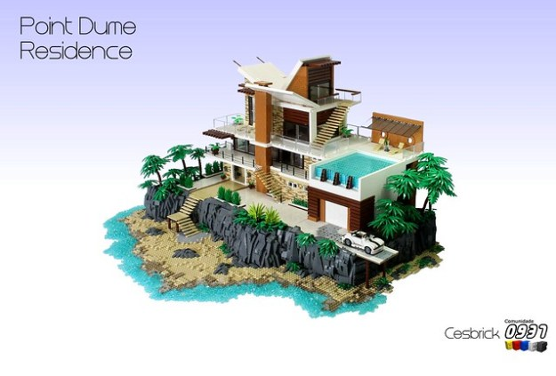 Point Dume Residence