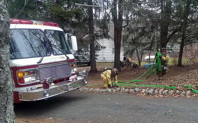 Dryer Fire, Dec. 2015