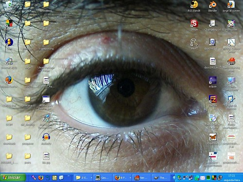 desktop eye