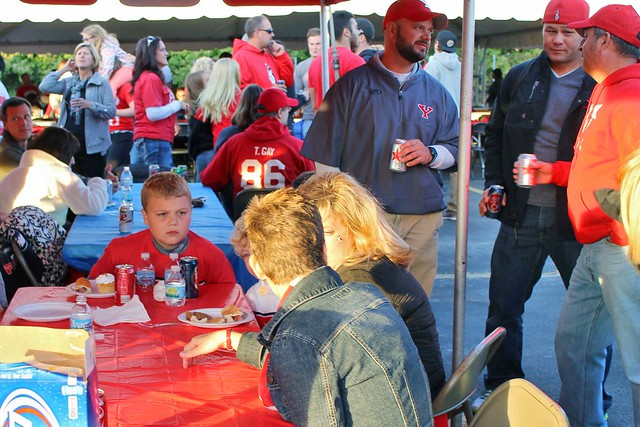 YSU Tailgate Party - 2015