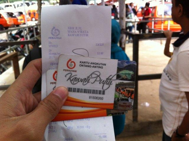 Tiket Masuk