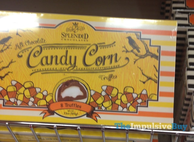 Splendid Chocolate Candy Corn Truffles