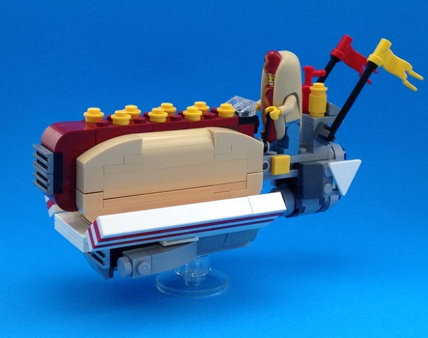 Hot Dog Speeder