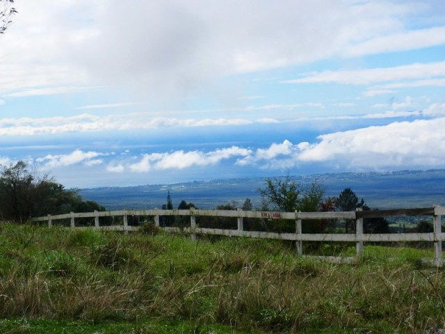 Picture from Mt. Haleakala
