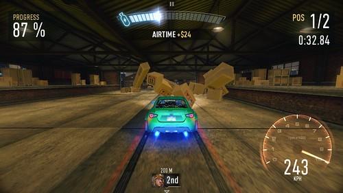 เกม Need for Speed: No Limits บน OPPO R7 Plus