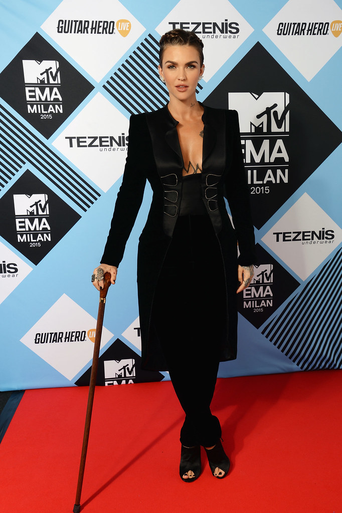 MTV EMA's 2015 - Portrait Arrivals