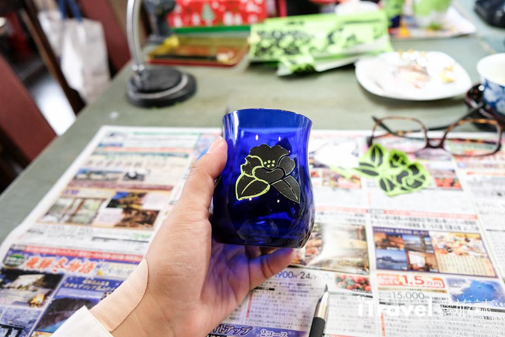 东京手作课程 喷砂玻璃工艺体验 28