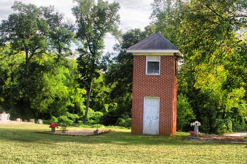 Aiken Chapel Bell Tower