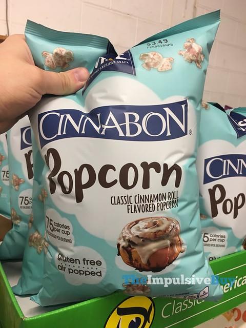 Wise Cinnabon Popcorn