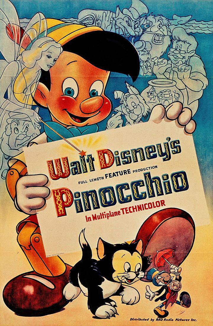 Disney-tiistai: Pinocchio