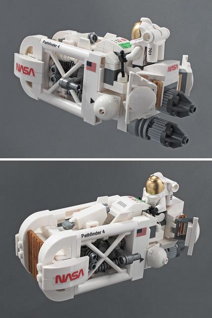 NASA Speeder