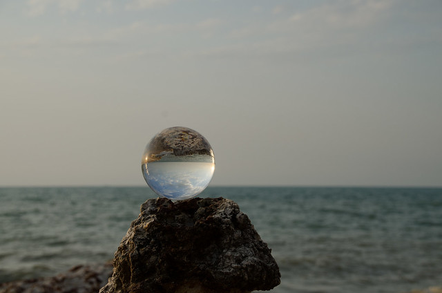 On a Rock
