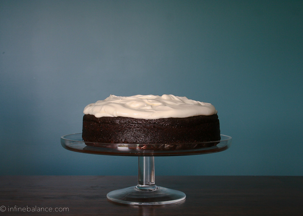 Chocolate Guinness Cake | infinebalance.com #recipe