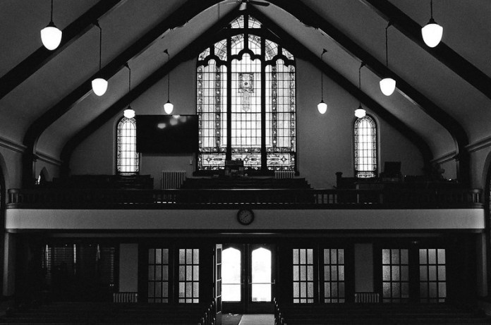 Inside Woodstock First UMC *EXPLORED*