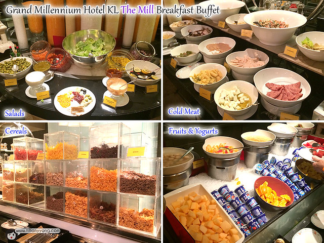 Grand Millennium KL The Mill Breakfast Buffet 2