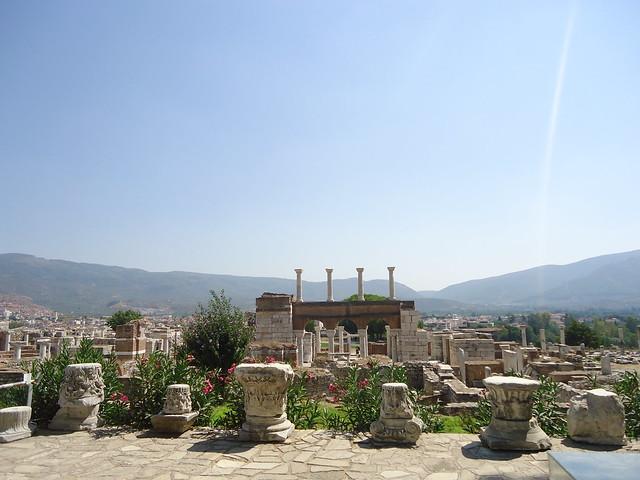 Ruinas romanas de Seçulk