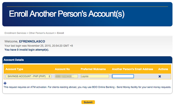 How to Transfer more than 10k BDO Online Banking 2