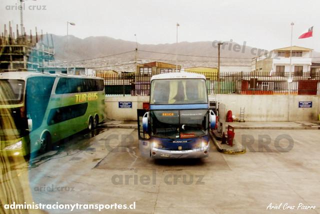 Nuevo Fichtur Vip (Pullman Bus) - Antofagasta - Busscar Panorâmico DD / Volvo (BDYH42) (1628)