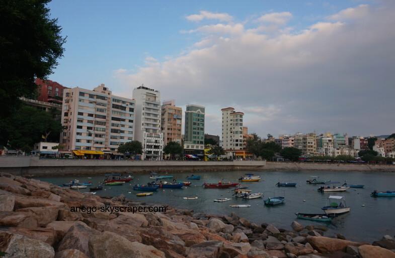 赤柱 これも香港