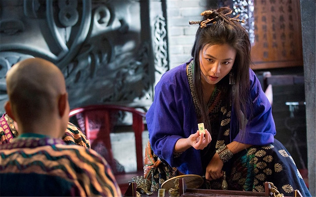 Tang Wei Monster Hunt