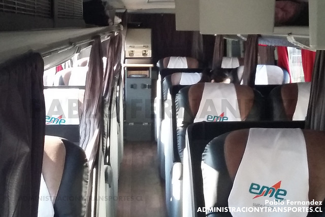 Eme Bus - Cama Suite - Marcopolo Paradiso 1800 DD / Volvo (HGWL23)