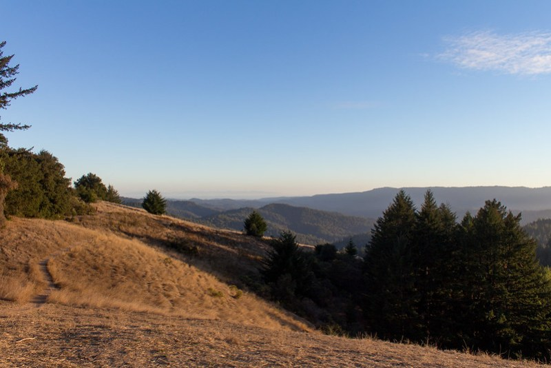 11.01. Big Basin SP: Summit Peak+Meteor Trail