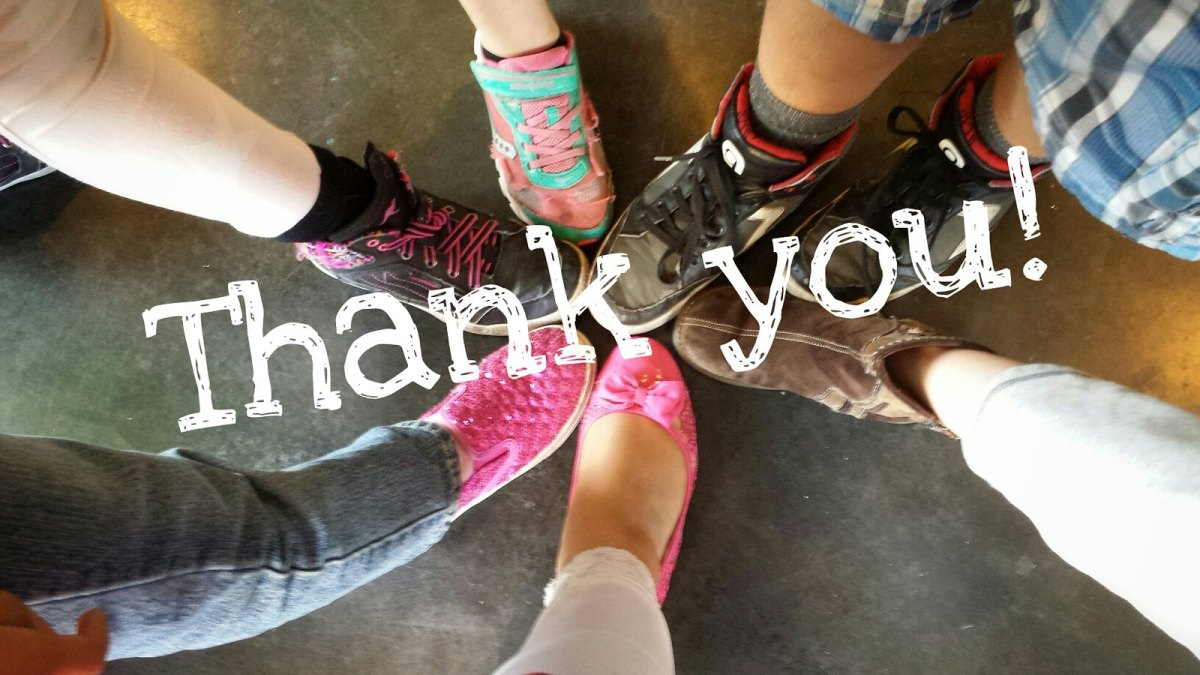 Thanks so much to our generous donors, sponsors, and supporters!