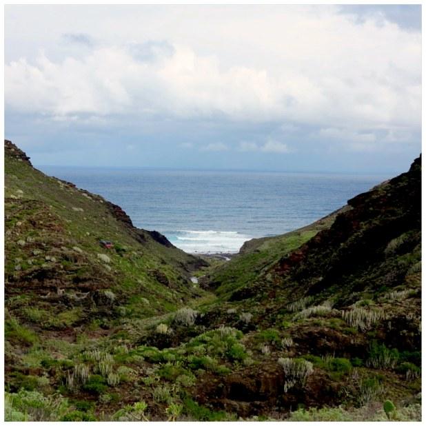 Barranco Afur en Anaga
