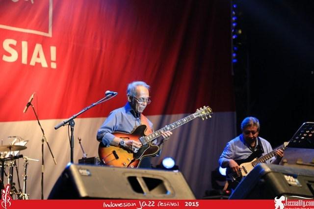 Indonesian Jazz Festival 2015 - Oele Pattiselano (2)