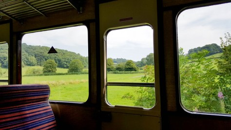 Train to Duffield