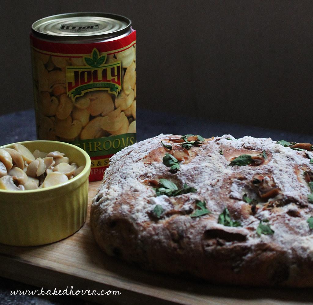 Italian Mushroom Loaf