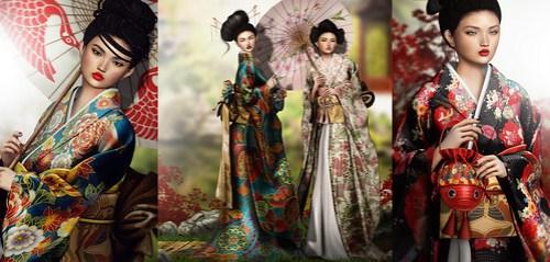 Nimoe *Geisha's Garden*