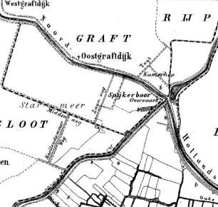 1866 - starnmeer gemeente Jisp