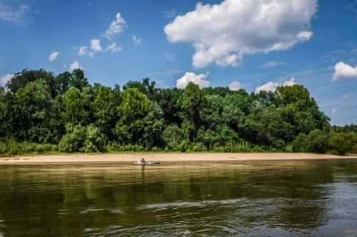Savannah River Paddling-096