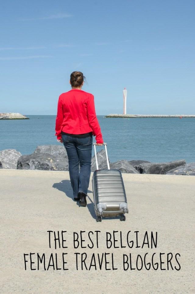 Belgische reisblogsters