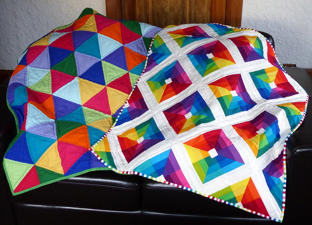 Quilts for Pip and Nat