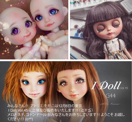 IDoll vol.45 Tokyo December 2015