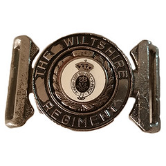 Wiltshire Regiment Buckle