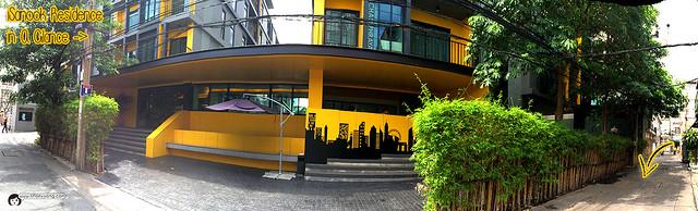 iSanook Residence Panorama External