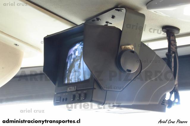 Cabina - Cámara de Seguridad (Actia) - BZXP79