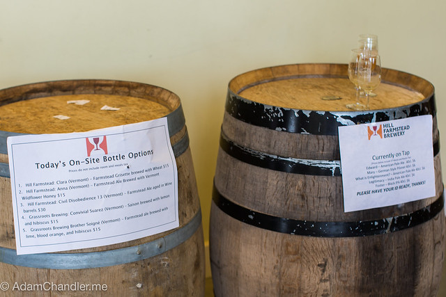 Hill Farmstead Civil Disobedience #13 - October 2015