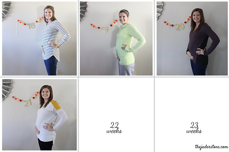 18-21 weeks