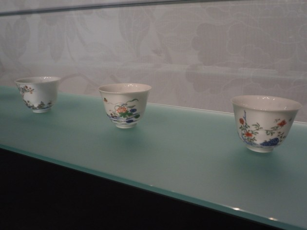 徐氏コレクションの十二花神杯