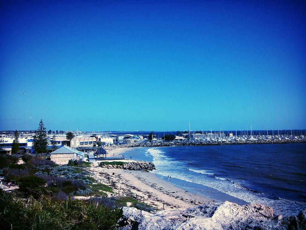 Fremantle - Sea
