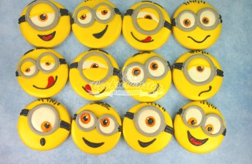 Minion faces