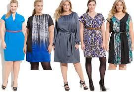 ملابس مناسبة للبدينات  ملابس مناسبة للبدينات 23553549145 38096f71db