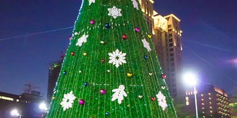 【台中】。12/11-12/27聖誕活動在台中
