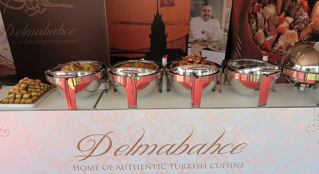 turkish food abu dhabi du yas dolmabahce